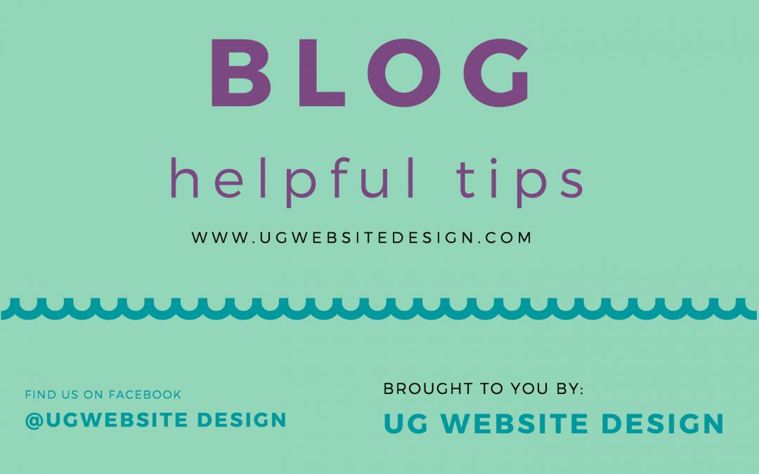 Website Design and Marketing Tips
