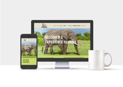 Tourism Website – Humura Tours