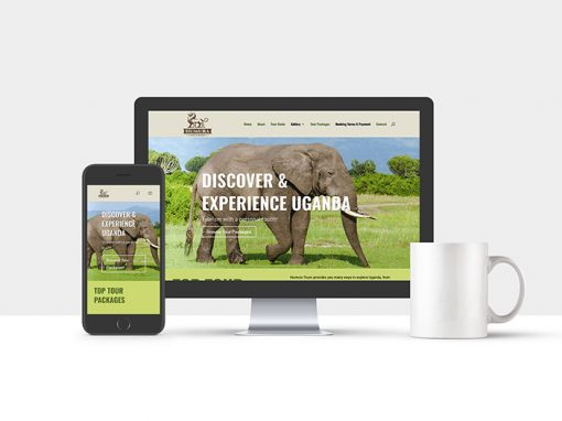 Tourism Mini Website – Humura Tours