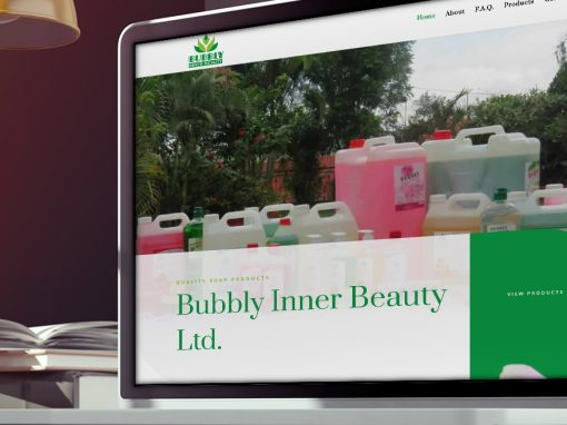 Uganda Soap Manufacturer Catalogue – Bubbly Inner Beauty